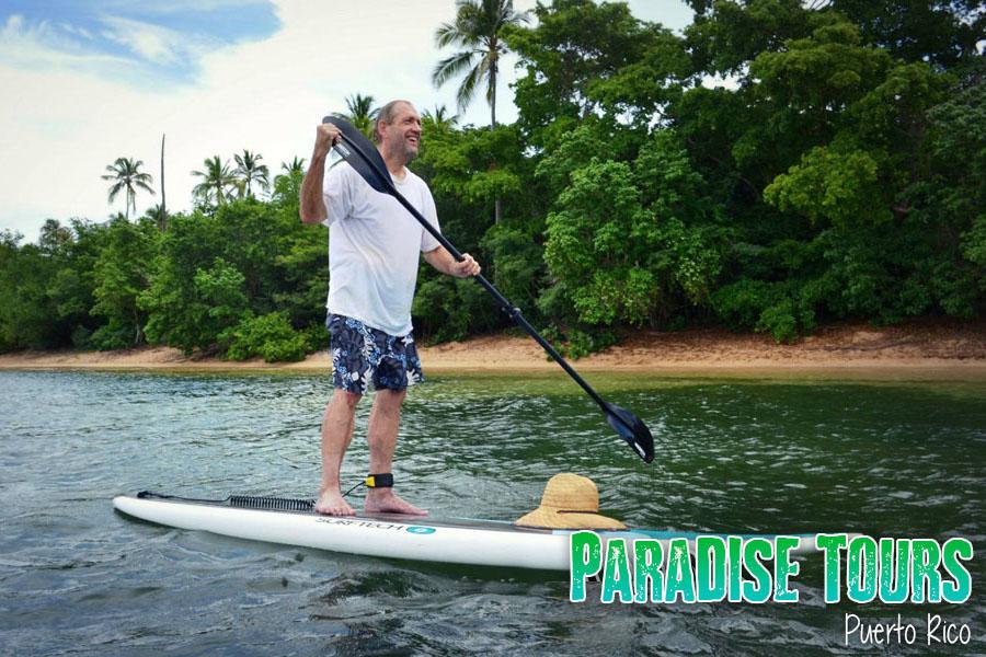paddle boarding puerto rico