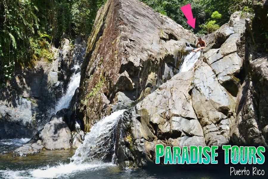 water slide tour puerto rico